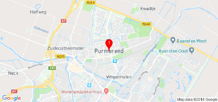 address route pharmaceutical consulting purmerend